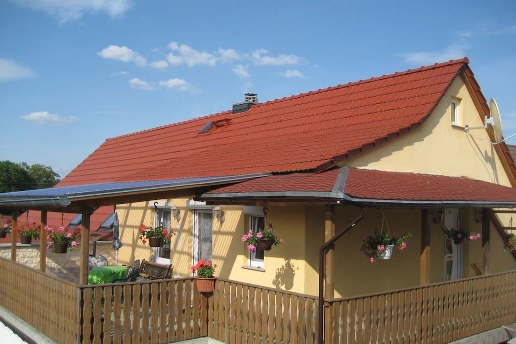 Drachenstein Ferienwohnung in Thüringen