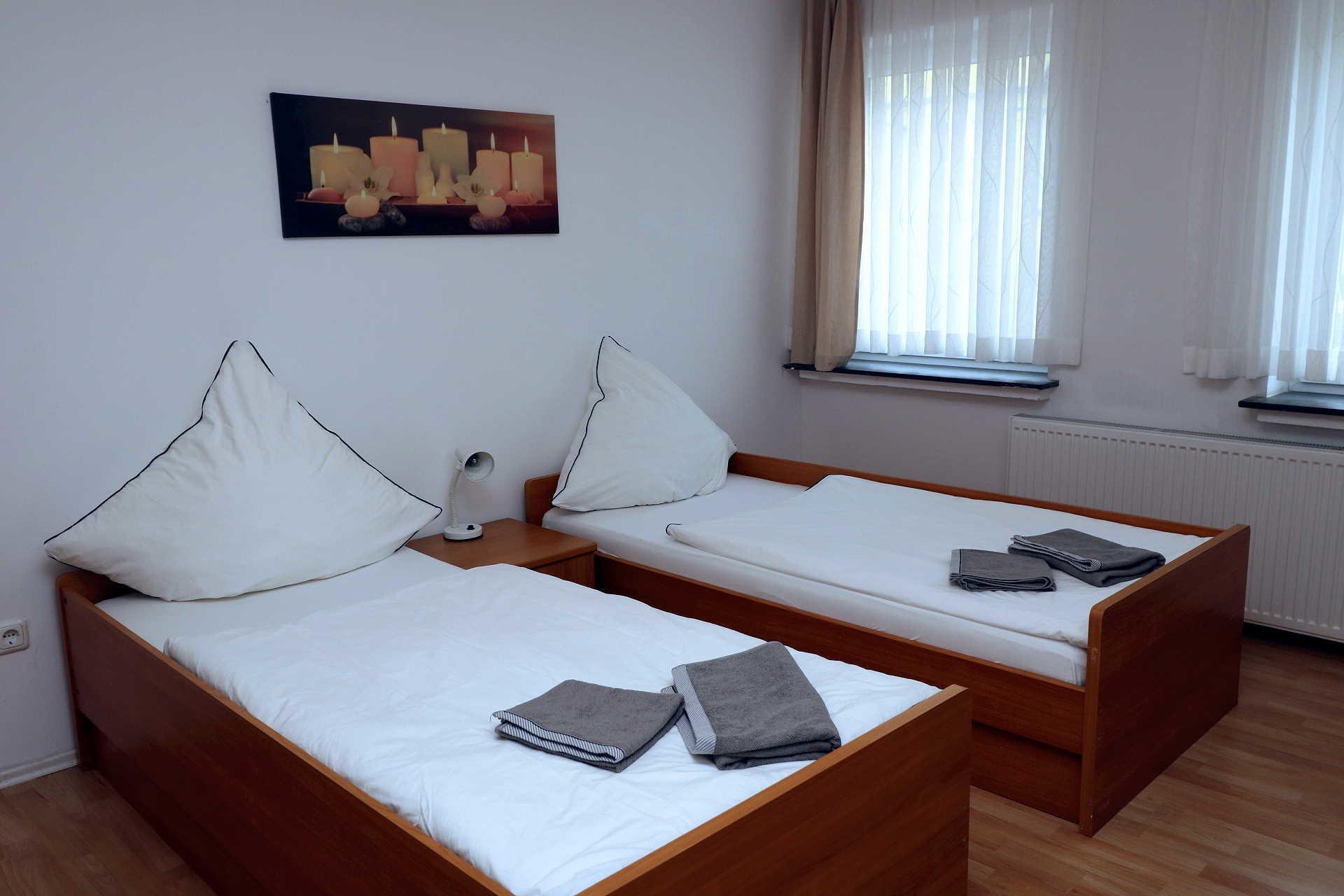 Aparthotel Kompass A 202-203 Ferienwohnung  Ruhrgebiet