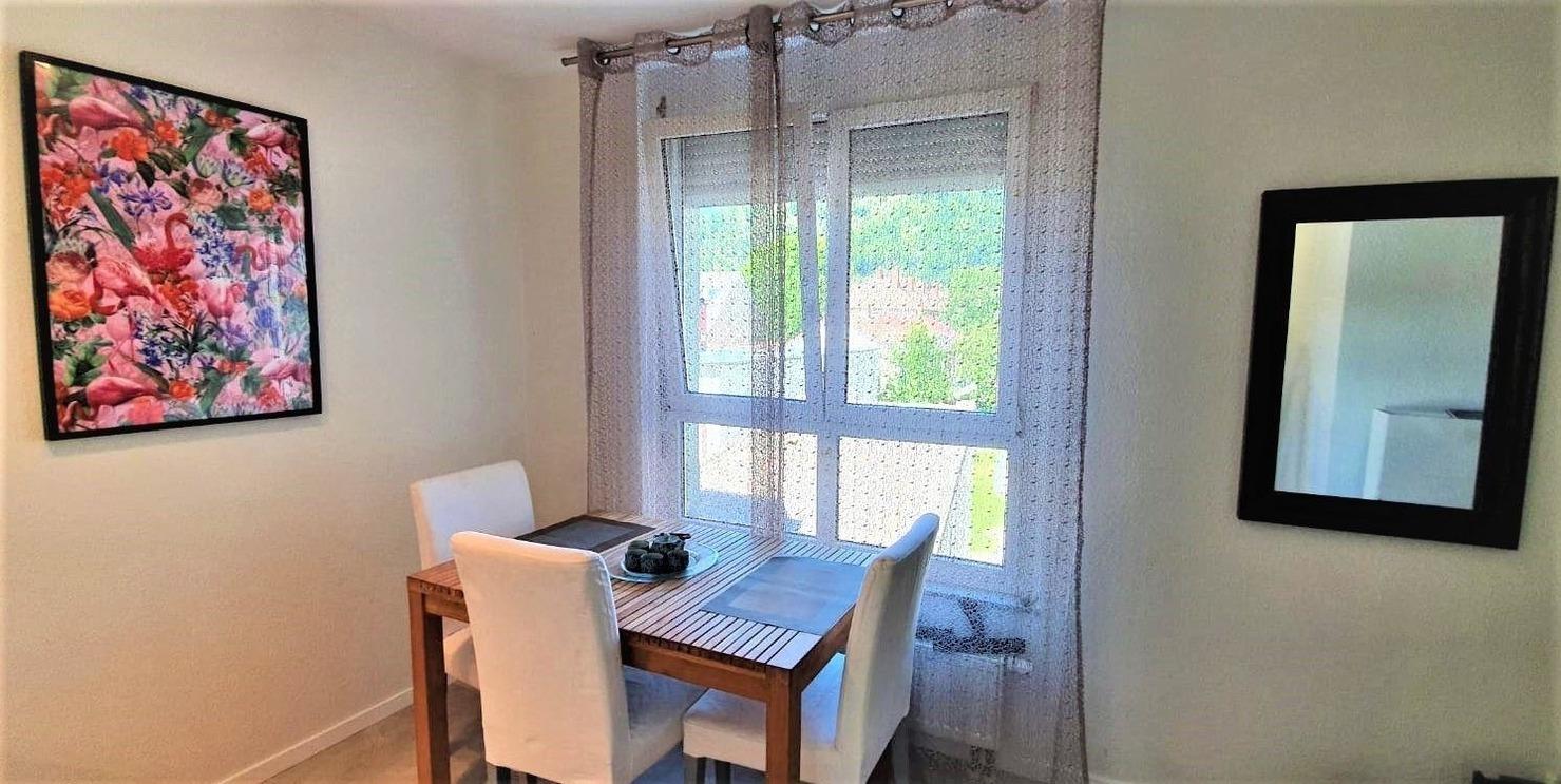 Ferienwohnung Deluxe Apartment Flamingo in Paradise (2793513), Freiburg, Schwarzwald, Baden-Württemberg, Deutschland, Bild 7