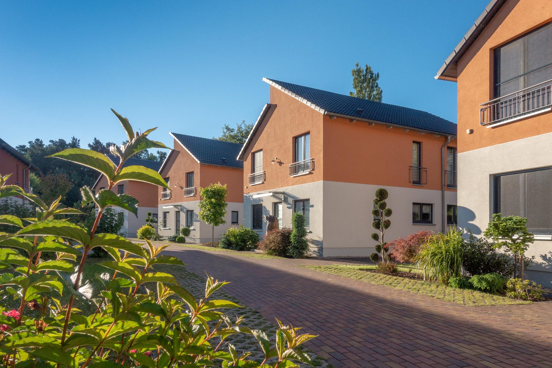 Ferienhaus 4  Fichte Ferienhaus am Bodensee