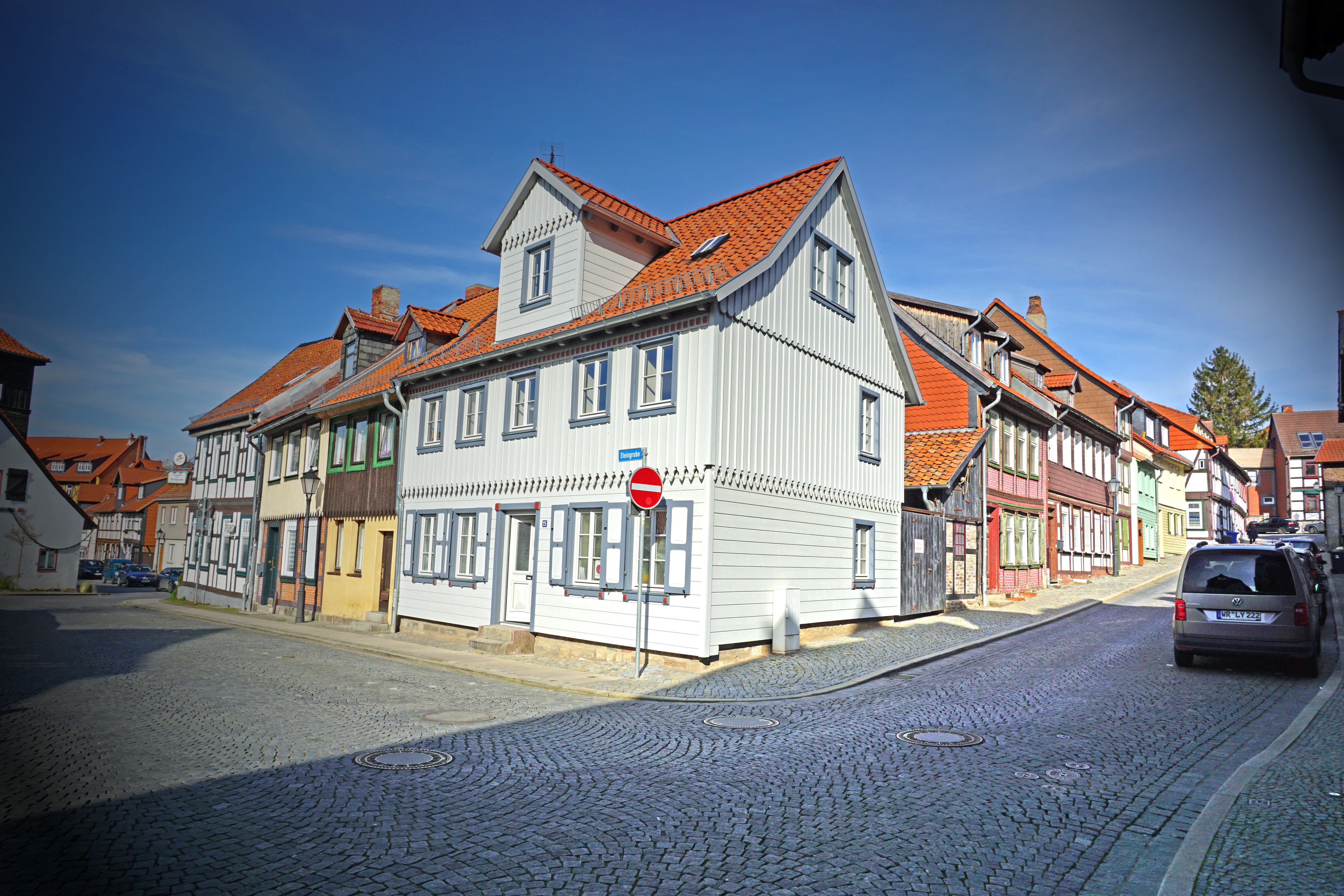 Altstadt-Perle Ferienhaus im Harz