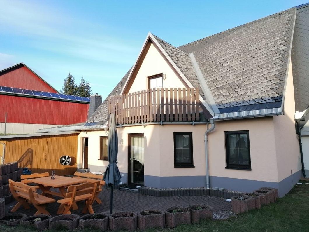 Ferienhaus Ostwald Ferienhaus in Sachsen