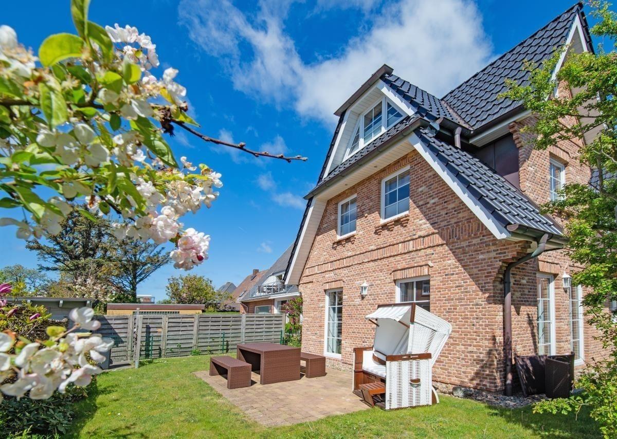 Haus Sehnsucht Ferienwohnung an der Nordsee