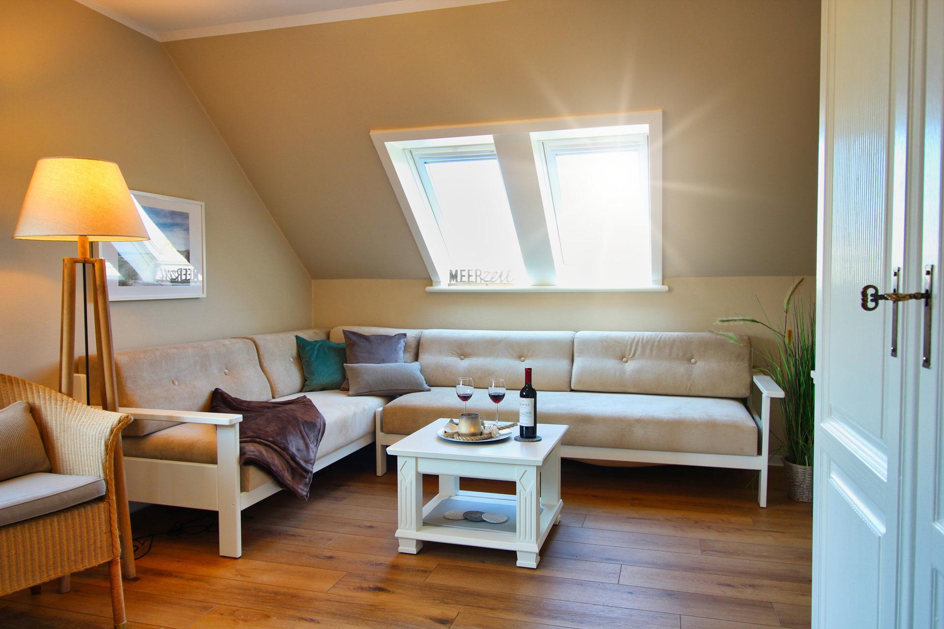 Haus am Park Wohnung Nr.14 Ferienwohnung in Ostfriesland