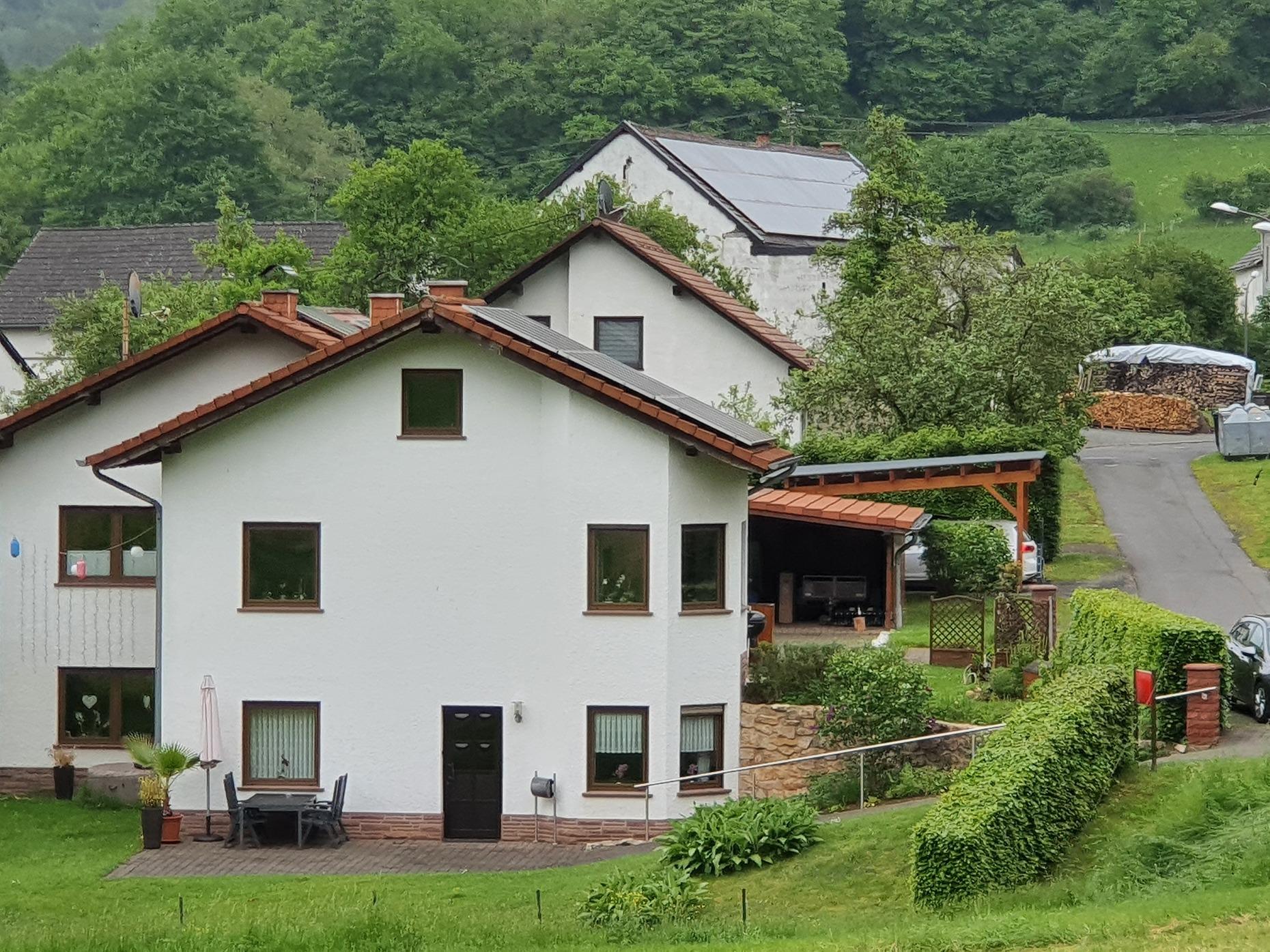 Eifel Ferienwohnung Dahmen Ferienwohnung  Eifel Rheinland Pfalz
