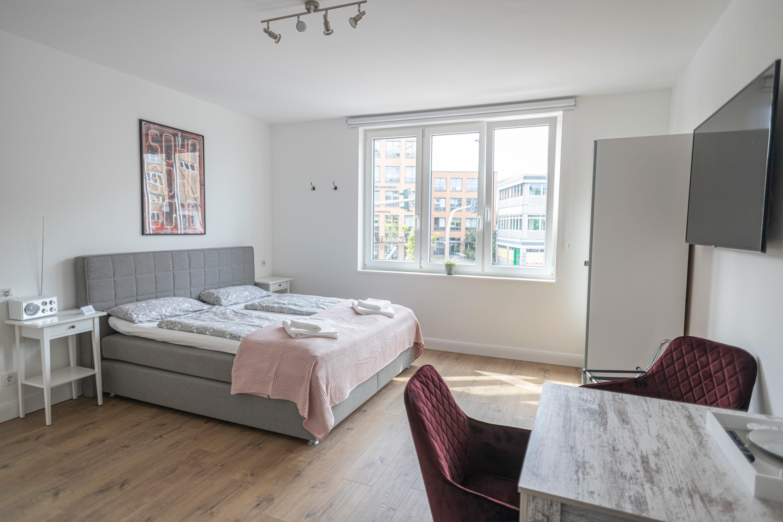 Studio Apartment (1,5 Schlafzimmer) Ferienwohnung  Hamburg