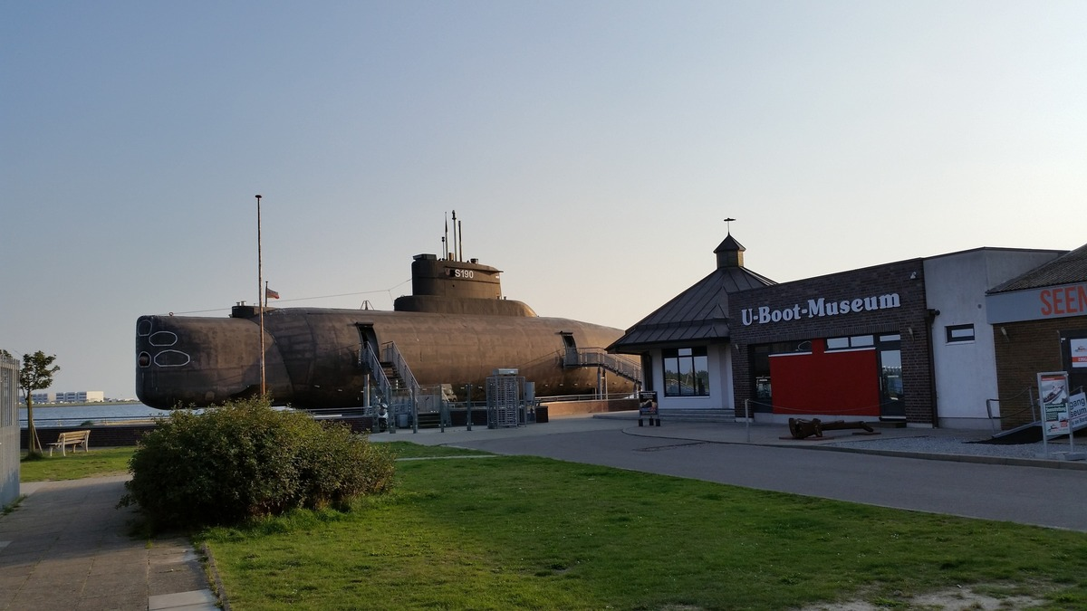 U-Boot-Museum Burgstaaken
