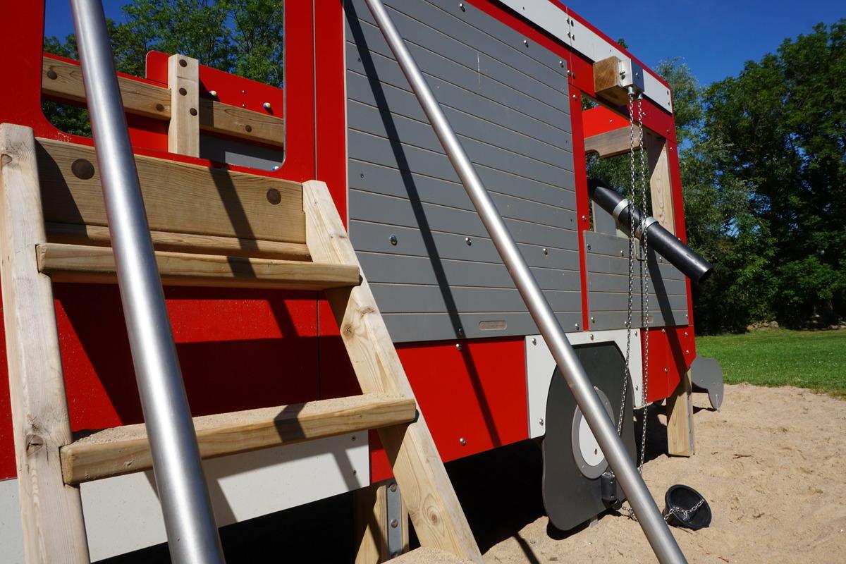 Feuerwehrauto Meeschendorf