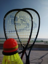 Speedminton / Strandtennis/ Beach Ball
